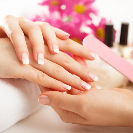 Hand-und Fusspflege