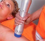 Stosswellen-Behandlung
